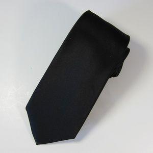 Men's skinny Geoffry Beene black necktie NEW